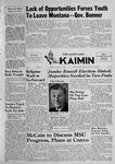 The Montana Kaimin, January 27, 1949