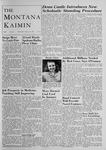 The Montana Kaimin, February 9, 1949