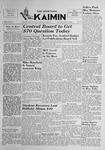The Montana Kaimin, March 8, 1949