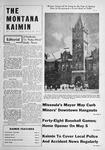 The Montana Kaimin, March 24, 1949