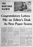 The Montana Kaimin, April 1, 1949