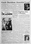 The Montana Kaimin, April 5, 1949