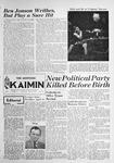 The Montana Kaimin, April 6, 1949