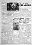 The Montana Kaimin, April 7, 1949