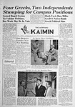 The Montana Kaimin, April 12, 1949