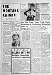 The Montana Kaimin, April 15, 1949