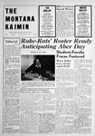 The Montana Kaimin, April 19, 1949