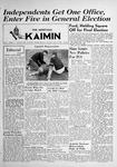 The Montana Kaimin, April 21, 1949