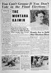 The Montana Kaimin, April 22, 1949