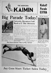The Montana Kaimin, April 23, 1949