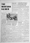 The Montana Kaimin, April 28, 1949
