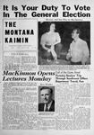 The Montana Kaimin, April 29, 1949