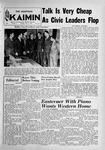 The Montana Kaimin, May 3, 1949