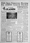 The Montana Kaimin, May 4, 1949