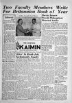 The Montana Kaimin, May 11, 1949