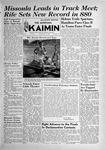 The Montana Kaimin, May 13, 1949