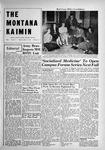 The Montana Kaimin, May 17, 1949