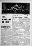The Montana Kaimin, May 19, 1949