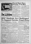 The Montana Kaimin, May 24, 1949