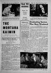 The Montana Kaimin, May 27, 1949