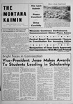 The Montana Kaimin, June 3, 1949