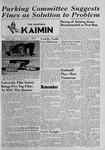 The Montana Kaimin, October 6, 1949