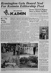 The Montana Kaimin, October 7, 1949