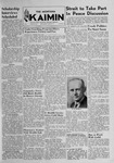 The Montana Kaimin, October 12, 1949