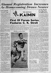 The Montana Kaimin, October 14, 1949