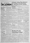 The Montana Kaimin, October 18, 1949