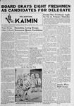 The Montana Kaimin, October 19, 1949
