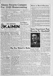 The Montana Kaimin, October 25, 1949