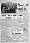 The Montana Kaimin, October 27, 1949
