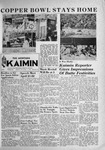 The Montana Kaimin, November 1, 1949