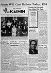 The Montana Kaimin, November 3, 1949