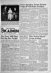 The Montana Kaimin, November 8, 1949
