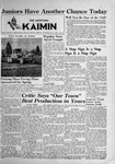The Montana Kaimin, November 9, 1949