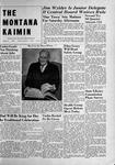The Montana Kaimin, November 11, 1949