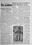 The Montana Kaimin, November 17, 1949