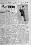The Montana Kaimin, November 22, 1949