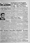 The Montana Kaimin, December 8, 1949