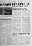 The Montana Kaimin, January 17, 1950