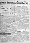 The Montana Kaimin, January 24, 1950