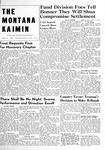 The Montana Kaimin, February 1, 1950