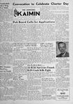 The Montana Kaimin, February 16, 1950