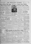 The Montana Kaimin, March 2, 1950