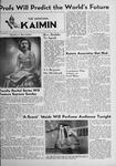 The Montana Kaimin, March 3, 1950