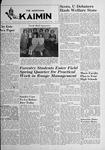 The Montana Kaimin, March 9, 1950