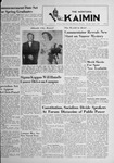 The Montana Kaimin, April 4, 1950