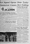 The Montana Kaimin, April 7, 1950